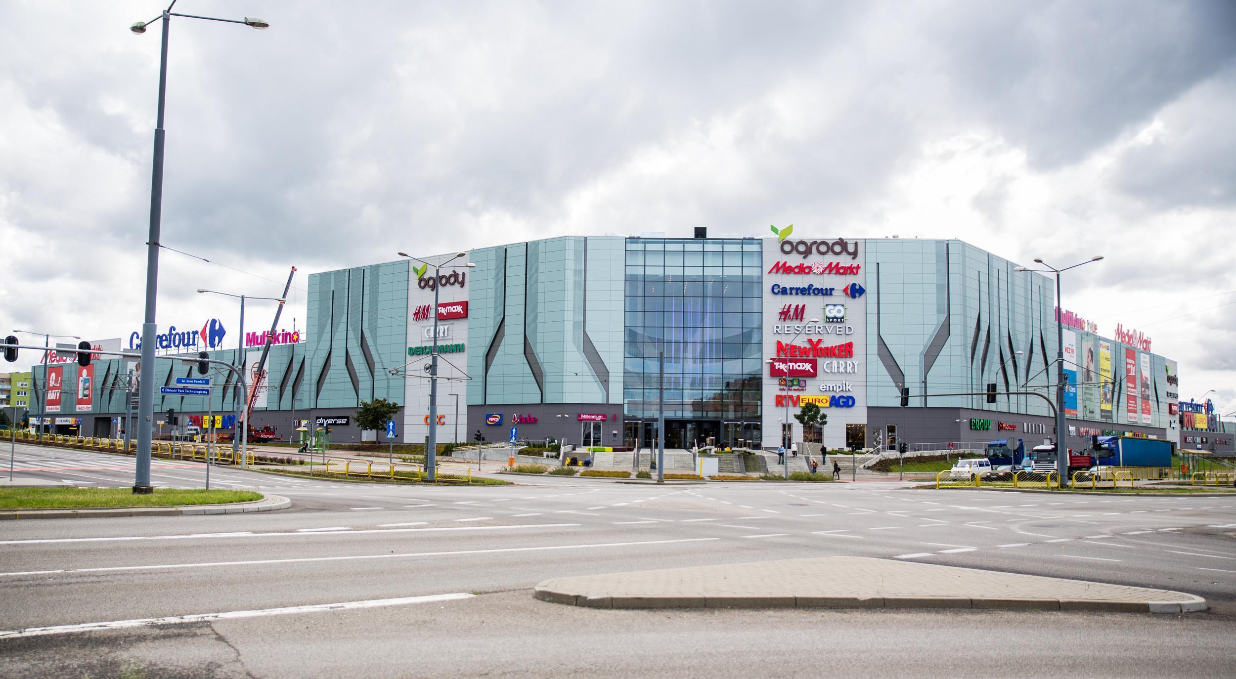 Centrum Ogrody Elbląg